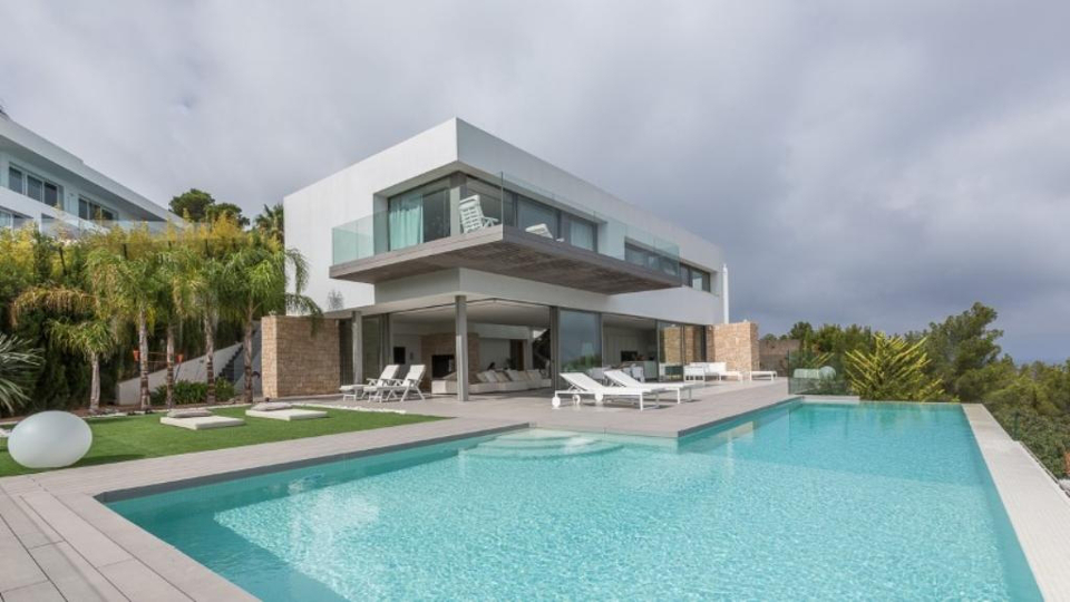 Villa Modern Tarida, Location à Ibiza