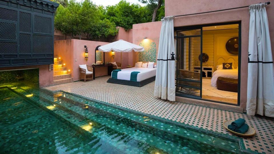 Location de villas de luxe en Maroc | Villanovo
