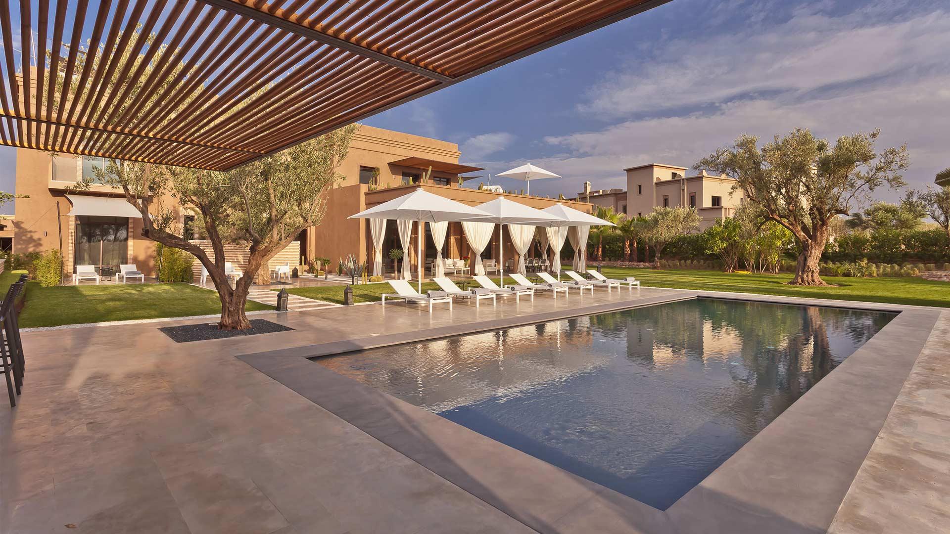Villa Villa Samanah II, Location à Marrakech