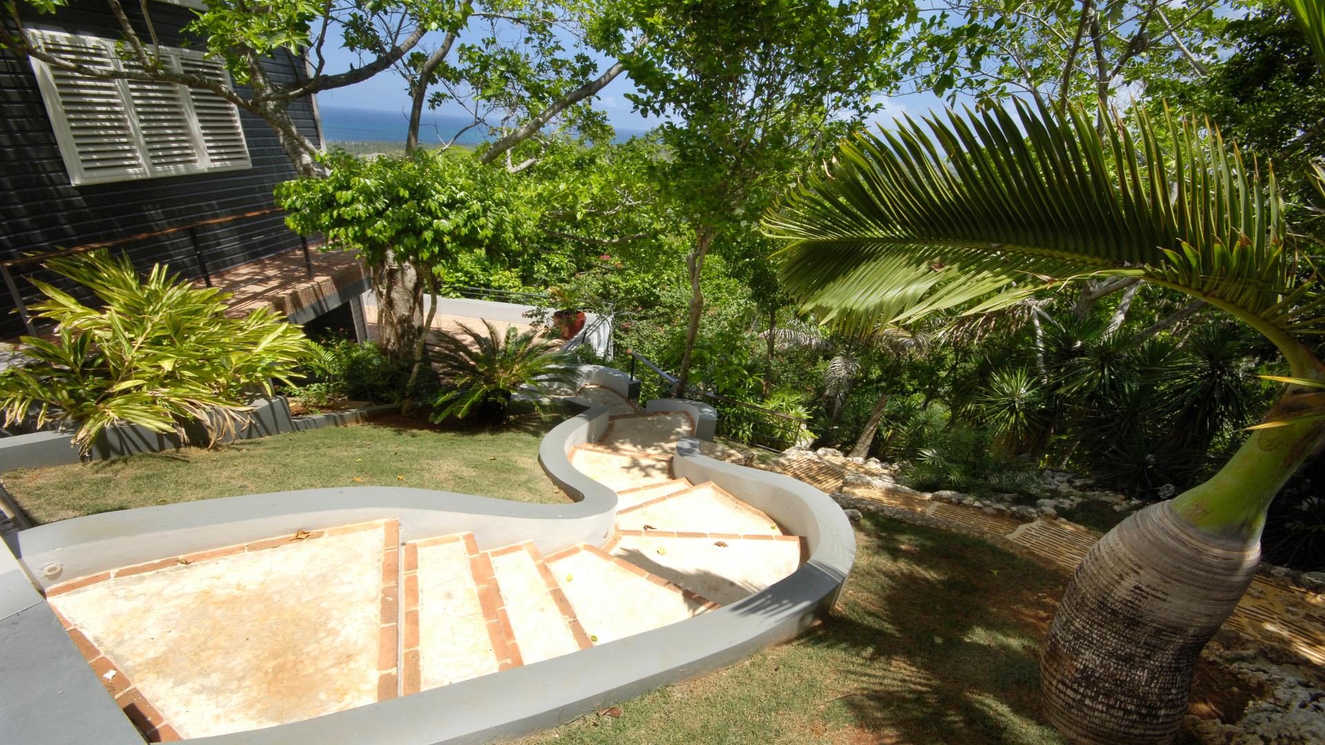 Villa Villa Loma, Location à Las Terrenas