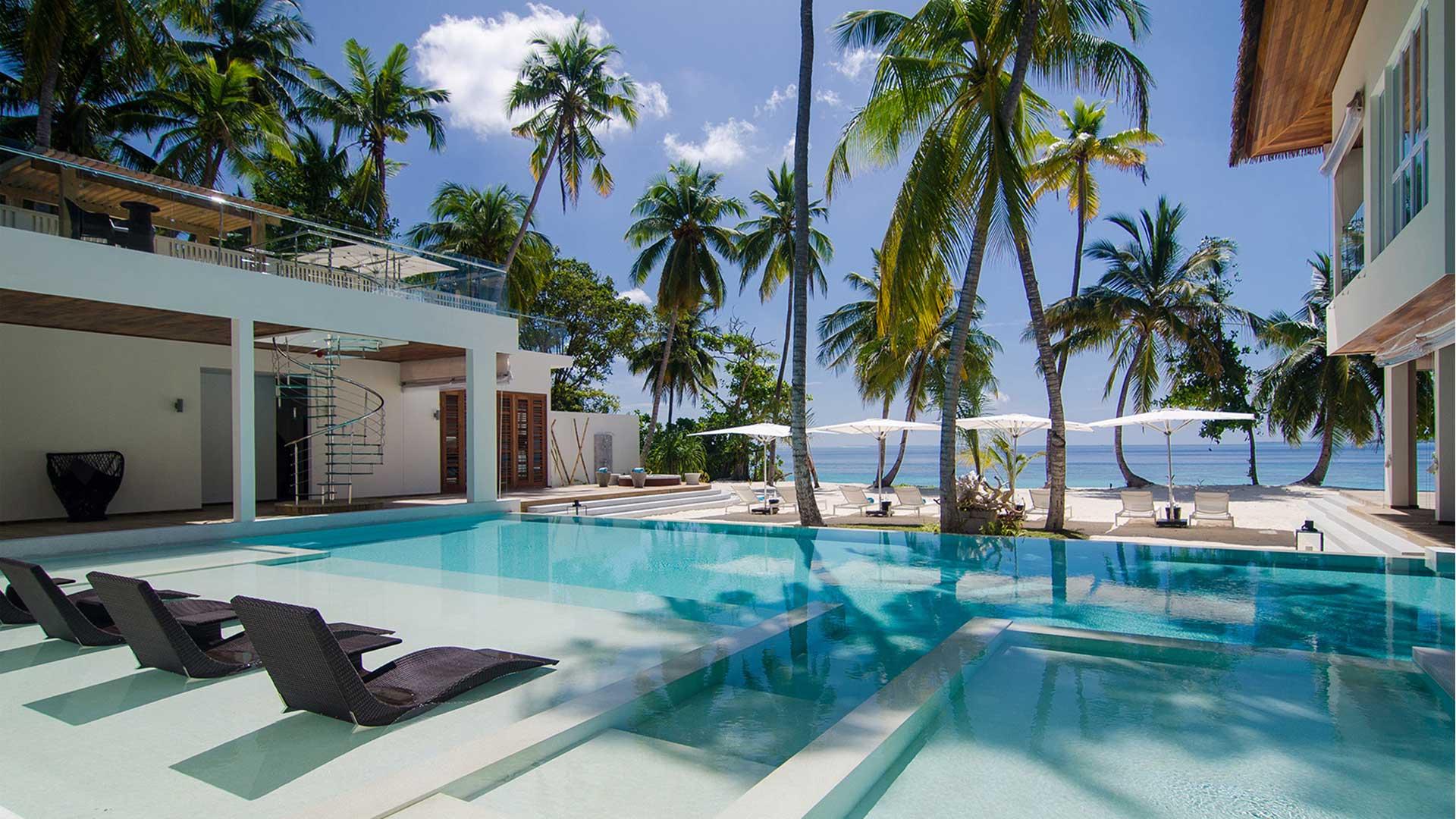 Villa Amilla Villa Estate, Location à Baa Atoll