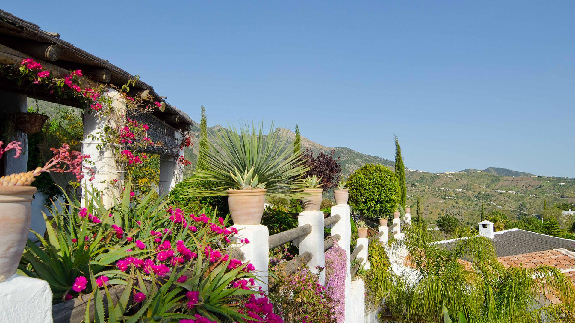 Villa Le Pavillon de chasse Carligto, Location à Andalousie