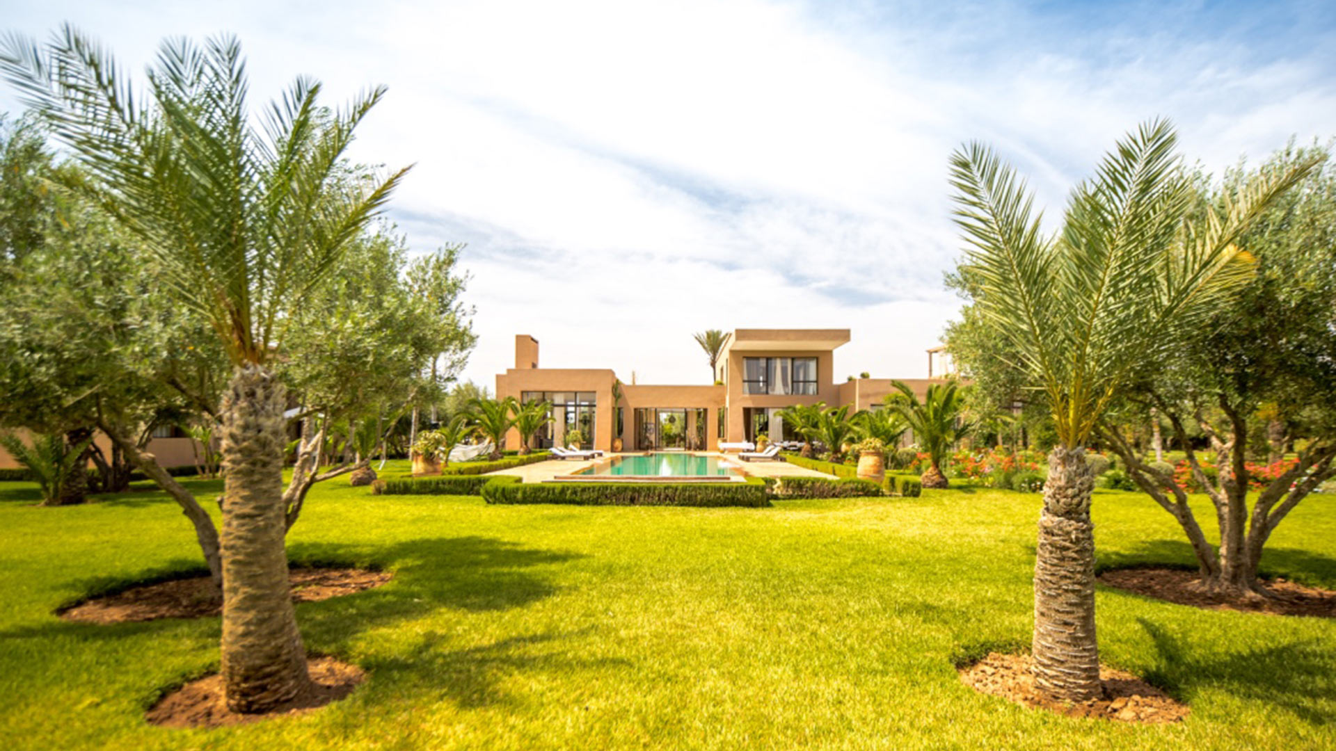 Villa Elghalia, Rental in Marrakech