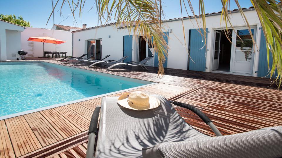 Location De Villas De Luxe Sur Lle DOlron