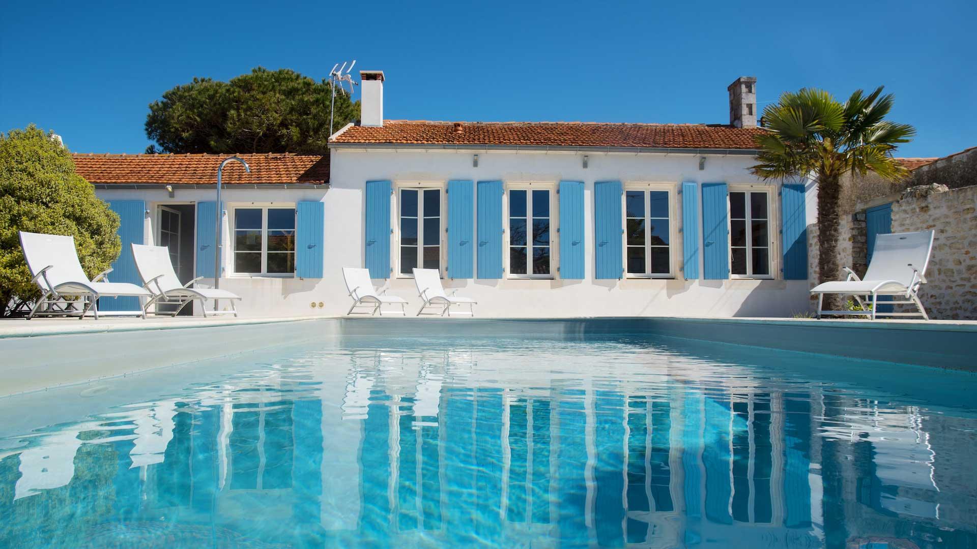Villa Le Parour d'Oléron, Rental in Oléron Island