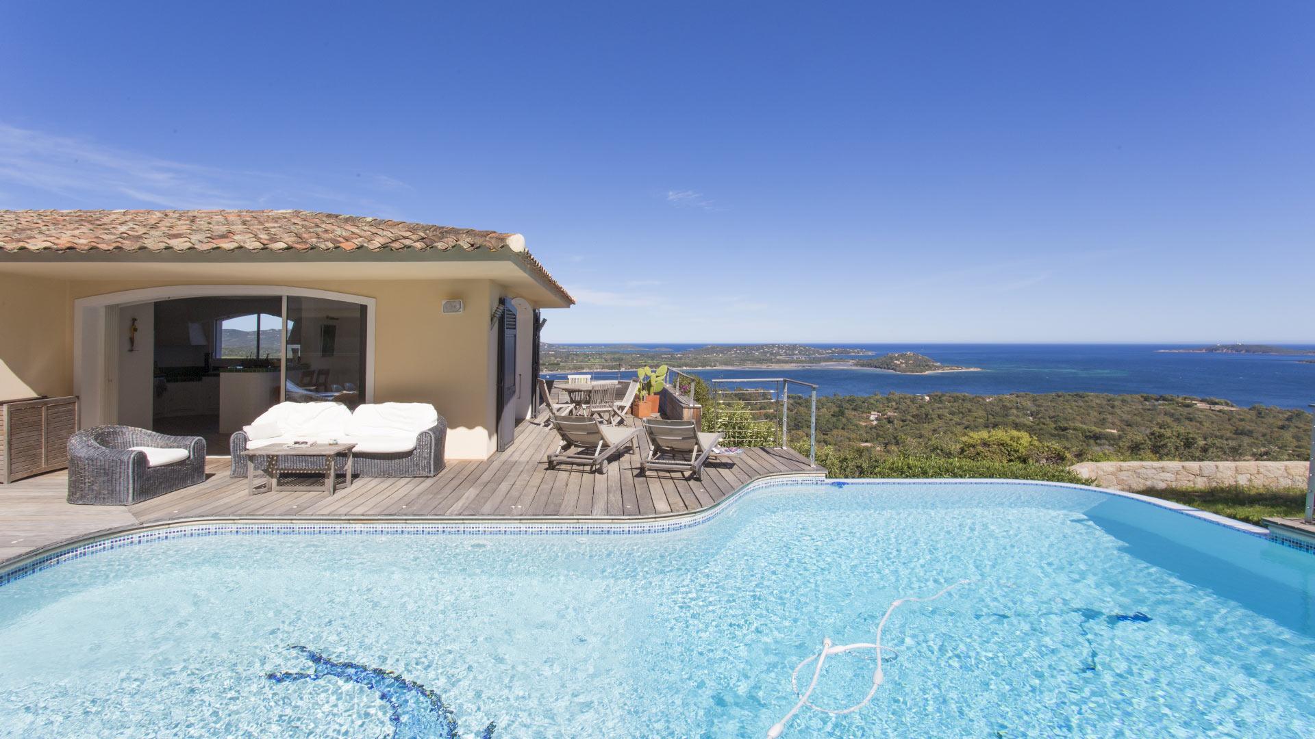 Villa Villa Carpa, Location à Corse
