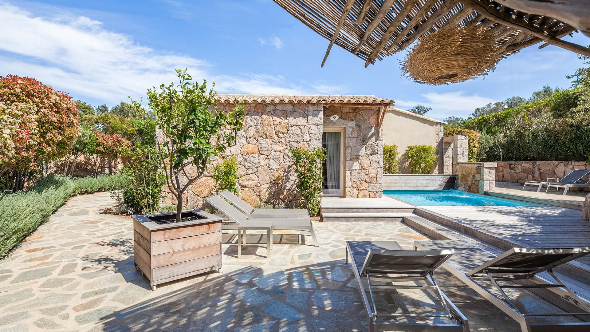 Villa Villa Doro 2, Rental in Corsica