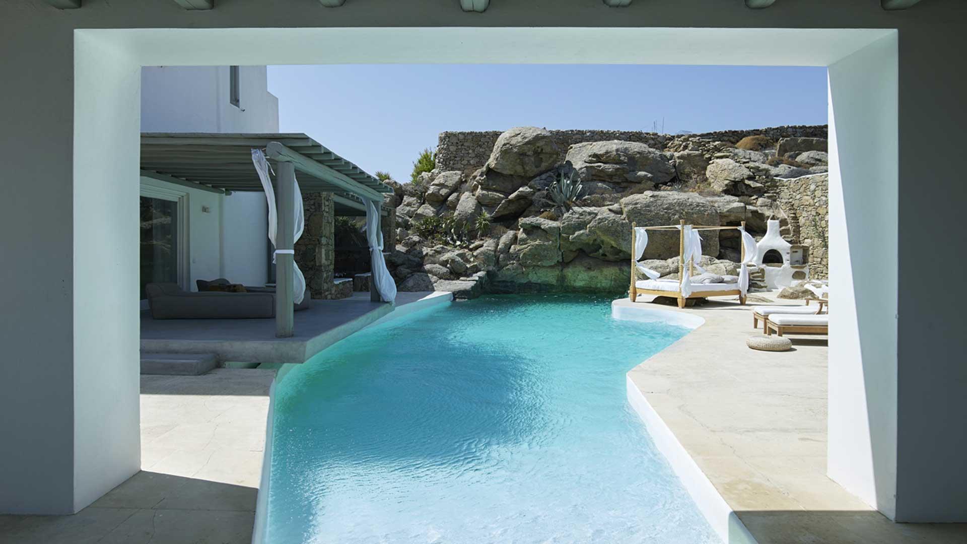 Villa Paradise Estate, Location à Cyclades - Mykonos