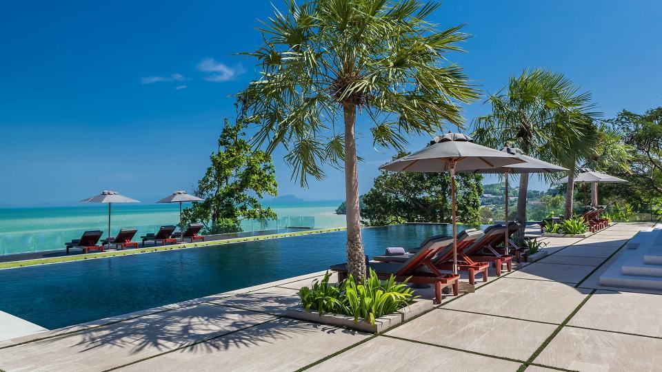 Villa Villa Sawarin, Ferienvilla mieten Phuket