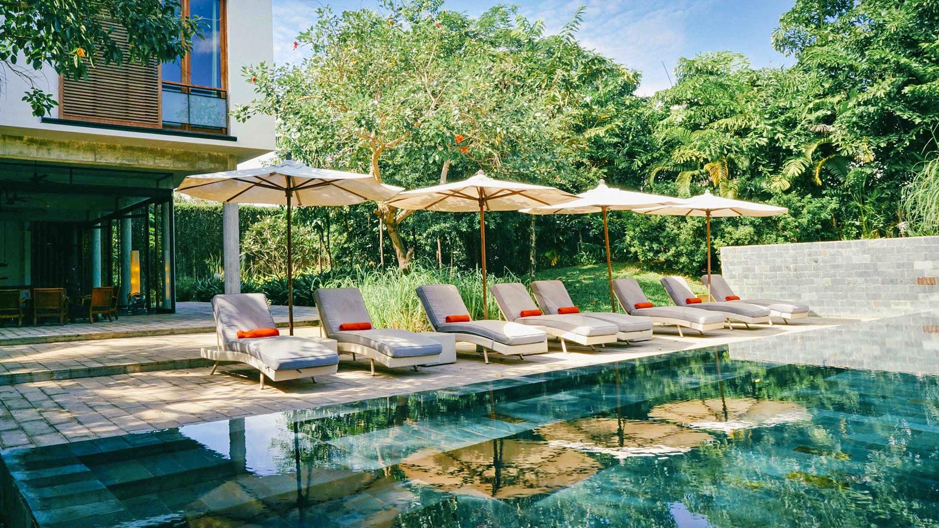 Villa Villa Thol, Location à Siem Reap