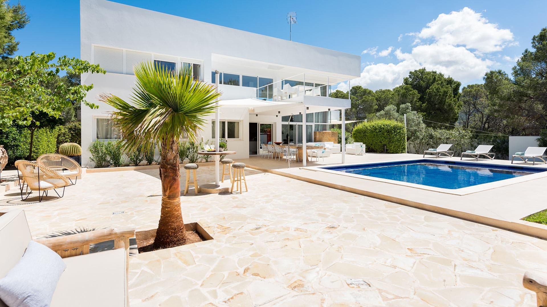Villa Villa Glass, Rental in Ibiza