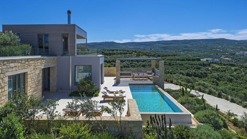 Villa Villa Charisma, Location à Crete