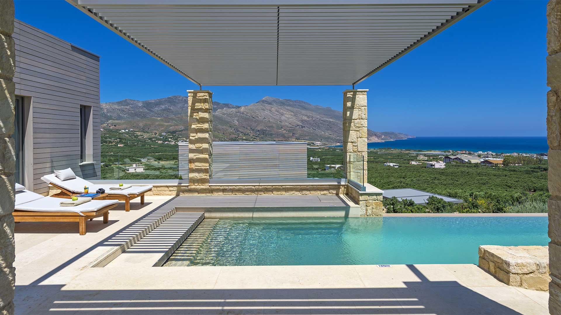 Villa Villa Abyss, Location à Crete