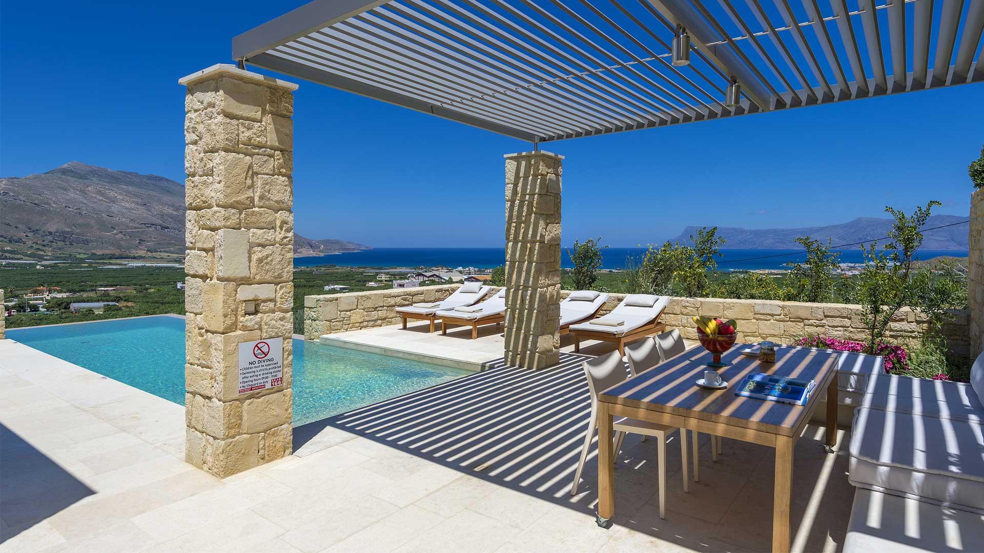 Photos Of Villa Oneiro In Crete