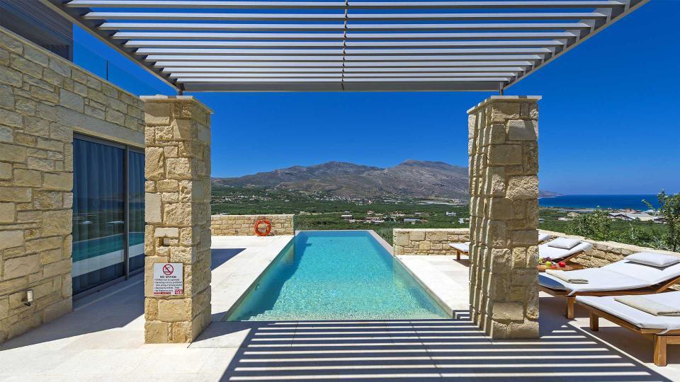 Villa Villa Oneiro, Location à Crete