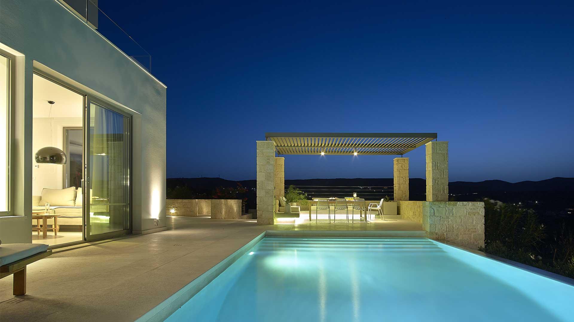 Villa Villa Thalassa, Location à Crete