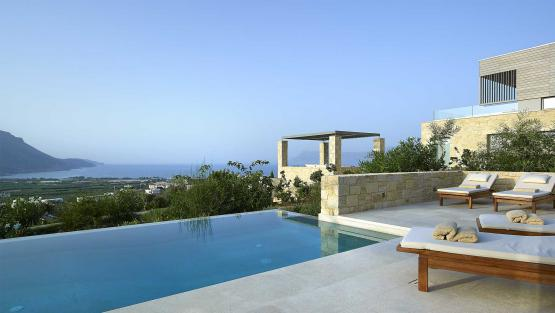 Villa Villa Thalassa, Rental in Crete