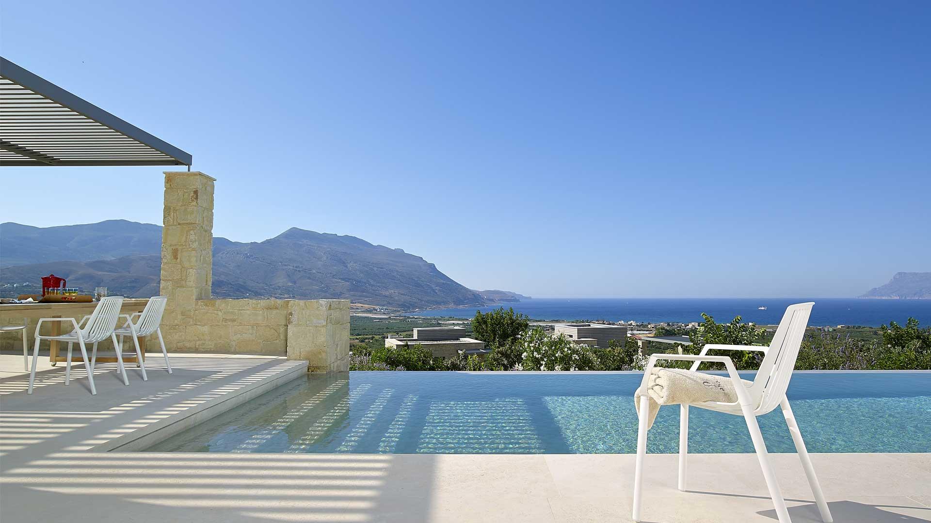 Villa Villa Creta Anassa, Location à Crete