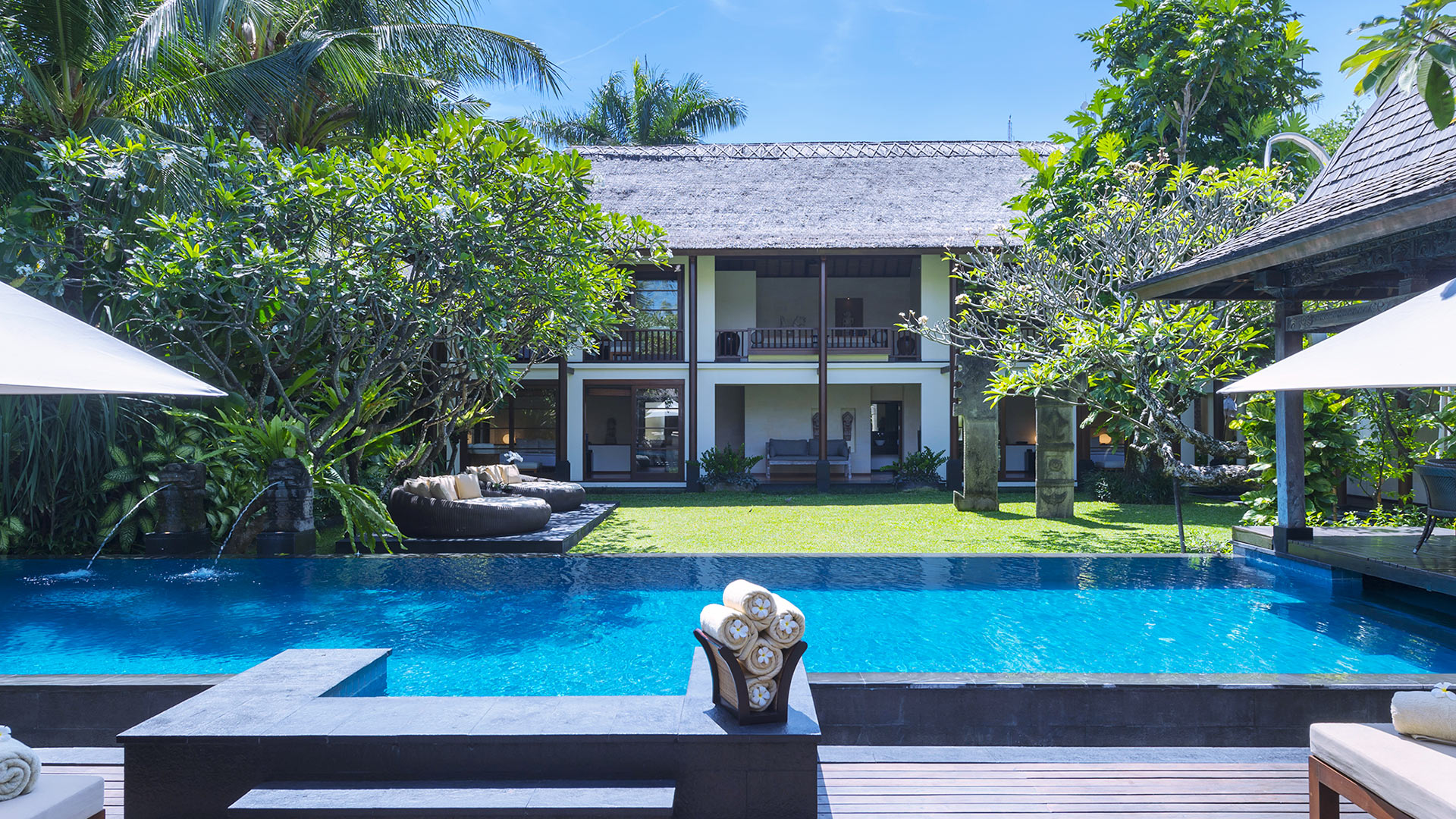Villa Villa Ramadewa, Location à Bali