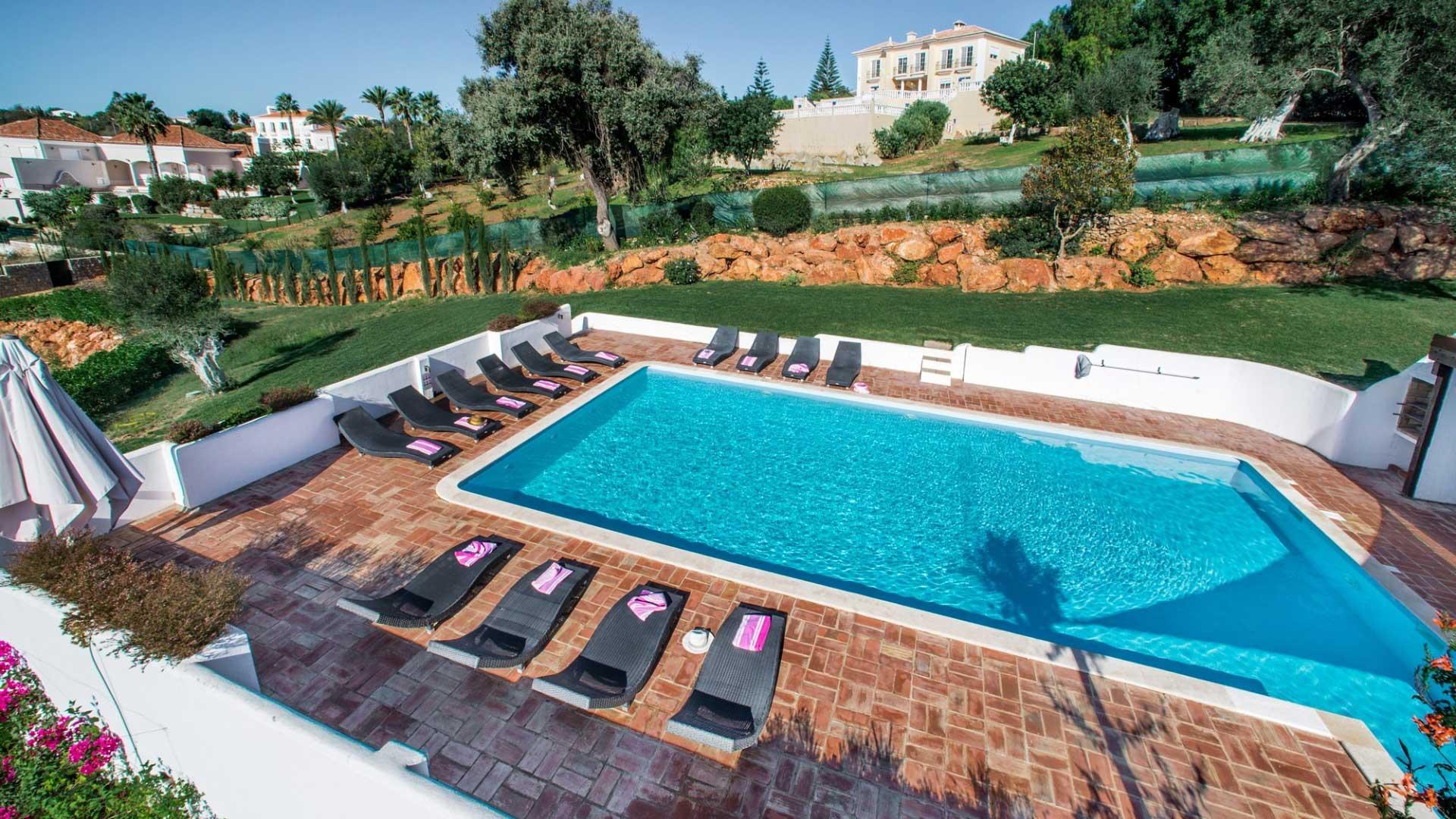 villa thulipe villa mieten in algarve almancil villanovo. Black Bedroom Furniture Sets. Home Design Ideas