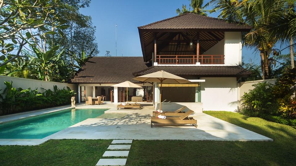 Villa Villa Candi Kecil Tujuh, Location à Bali