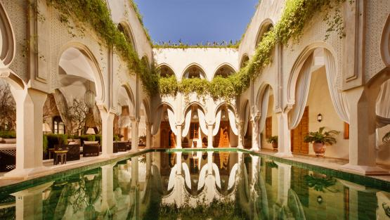 Villa Riad A, Rental in Marrakech