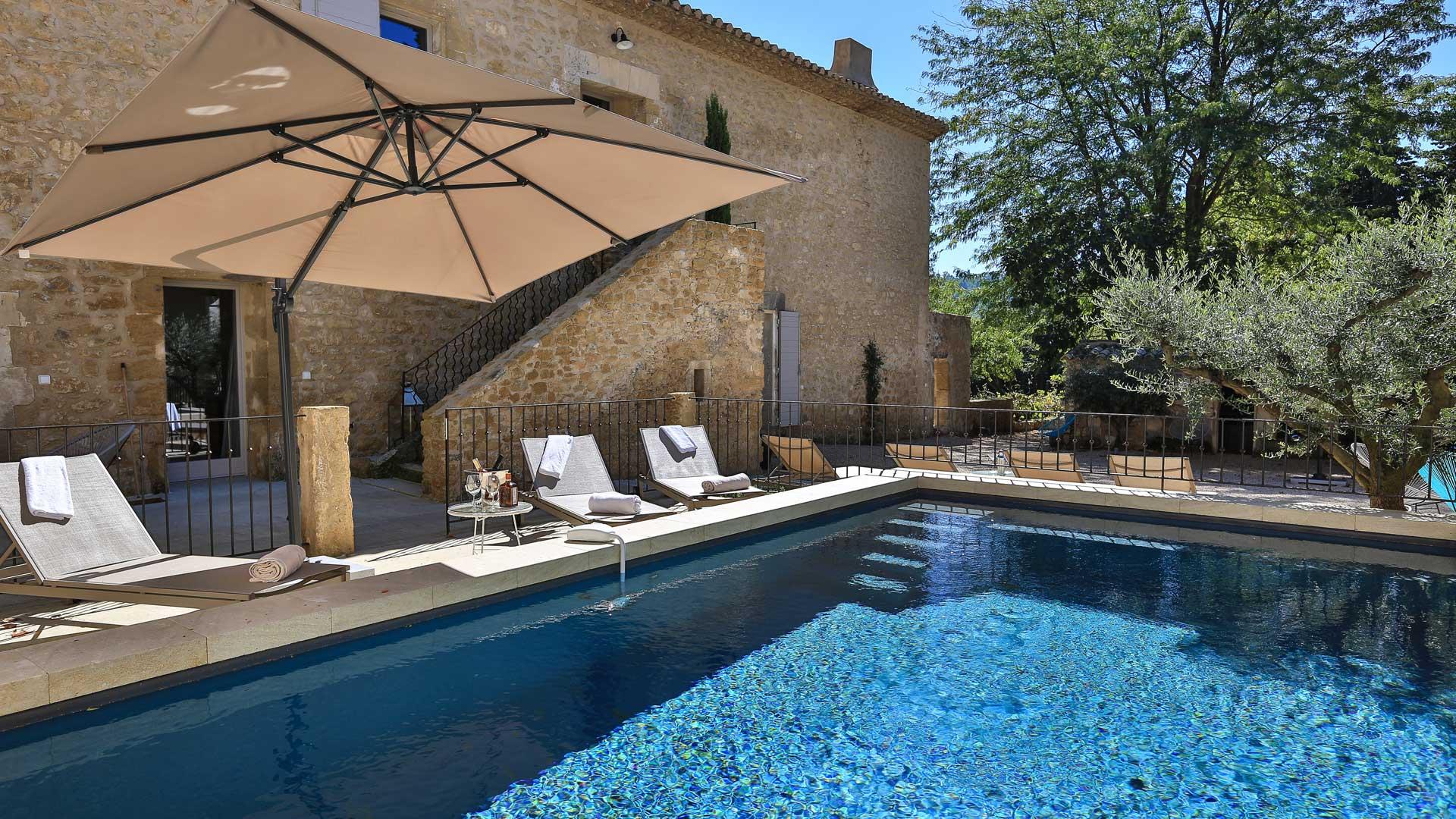Villa La Bastide de Lourmarin, Rental in Provence