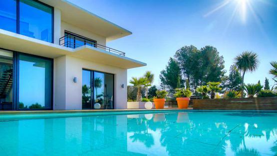 Villa Villa Eguilles, Location à Provence