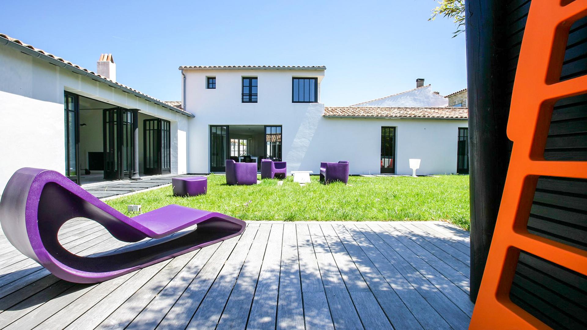 Célèbre Location de villas de luxe à Les Portes-en-Ré OU67