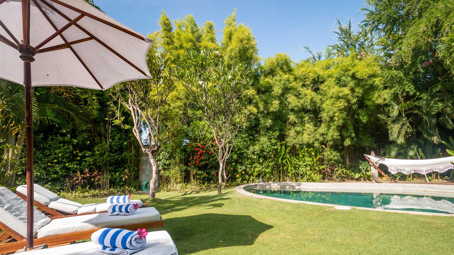 Villa Villa Pandora, Location à Bali