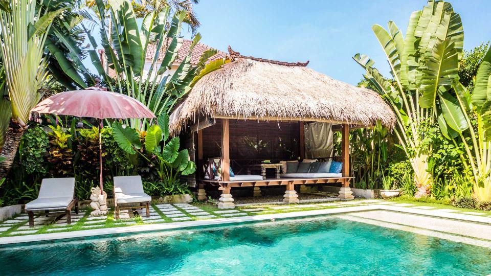 Villa Villa Gembira Batubelig, Rental in Bali