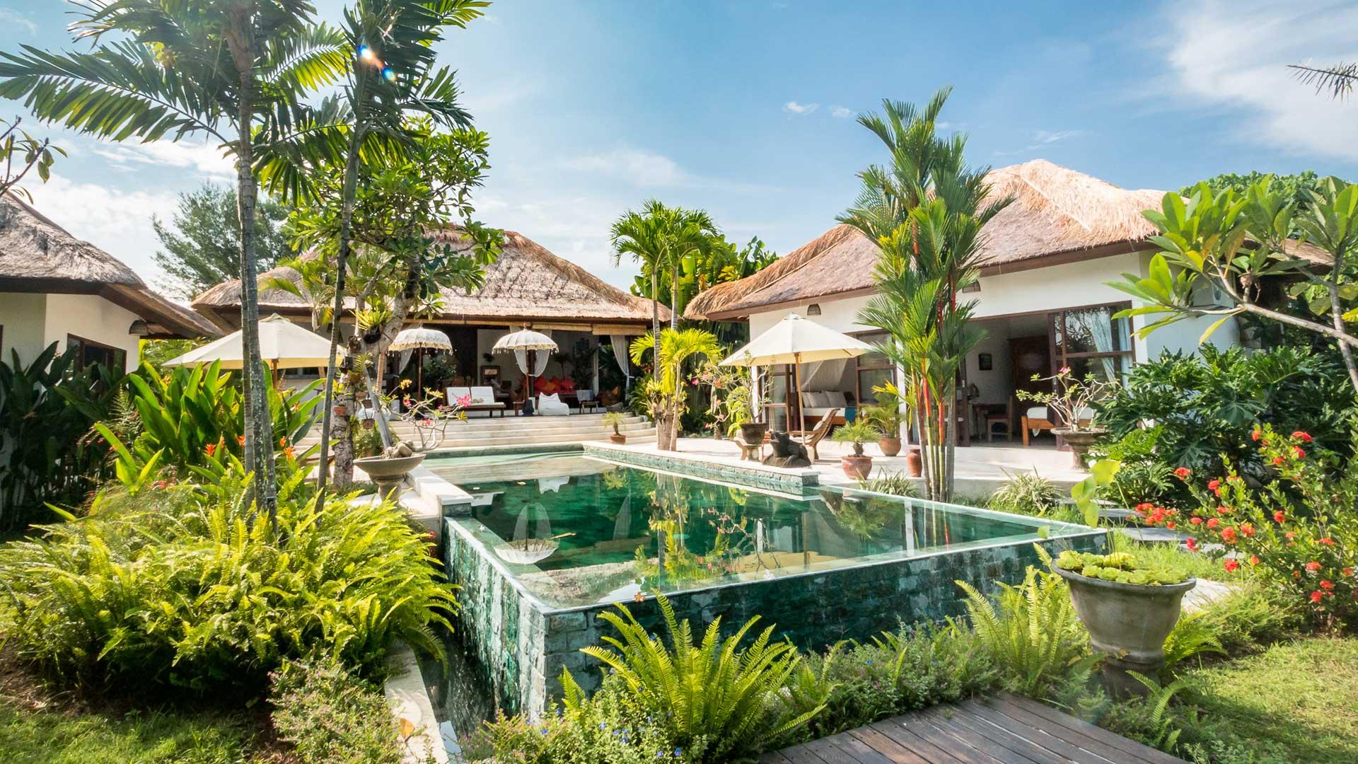 Villa Villa Tibu Indah, Location à Bali