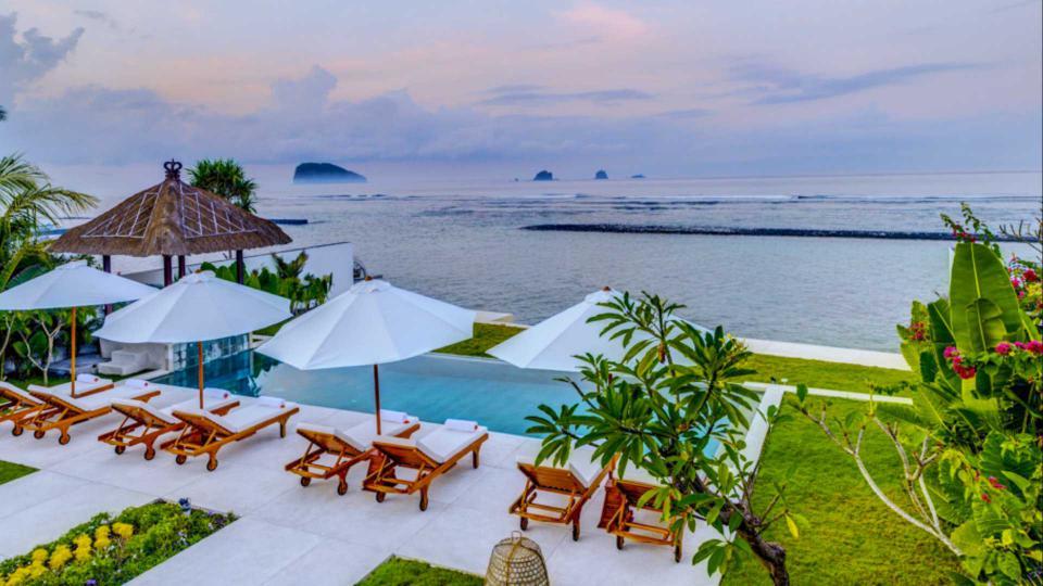 Villa Villa Oceana, Location à Bali