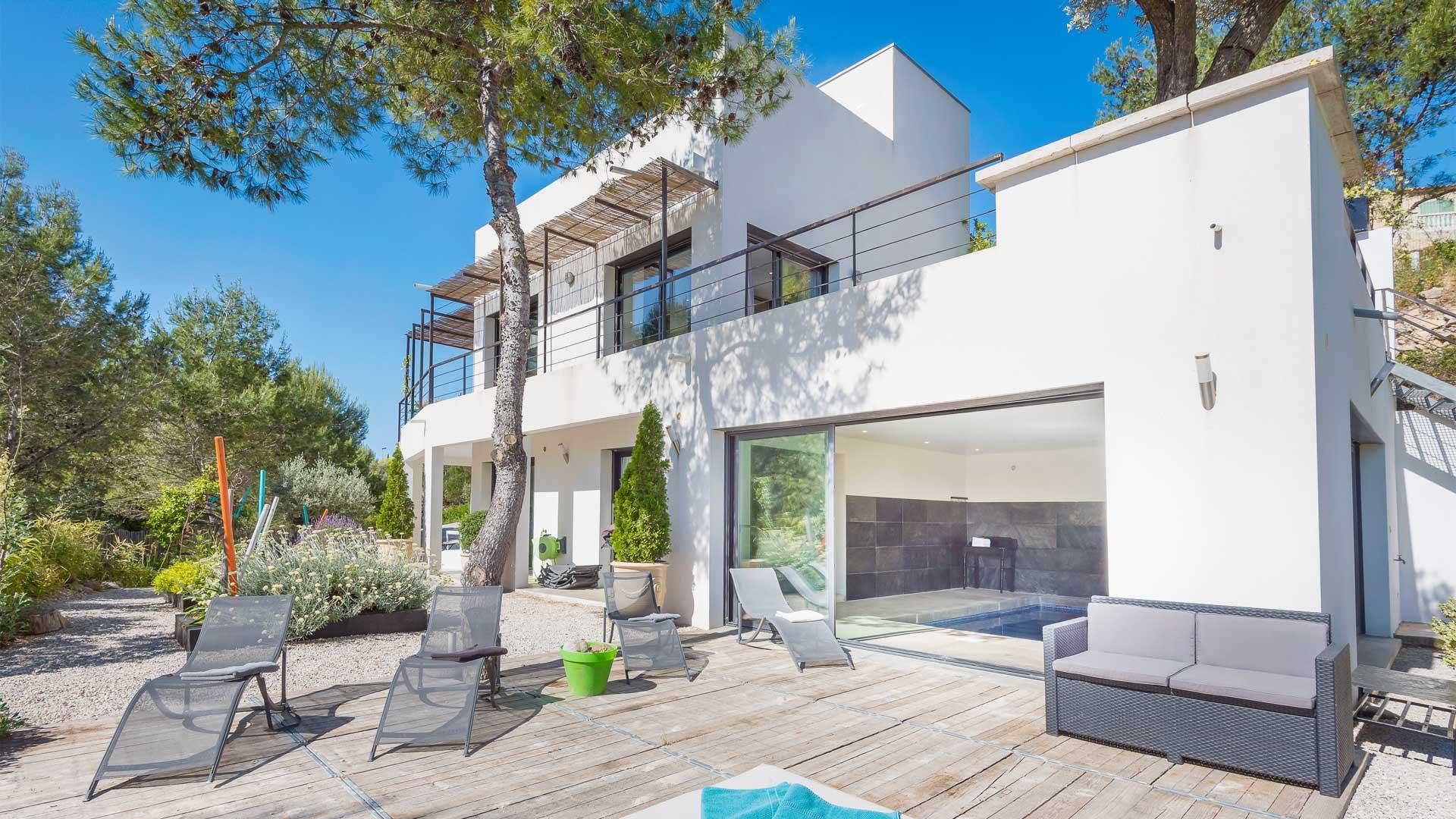Villa Villa Mady, Ferienvilla mieten Provence