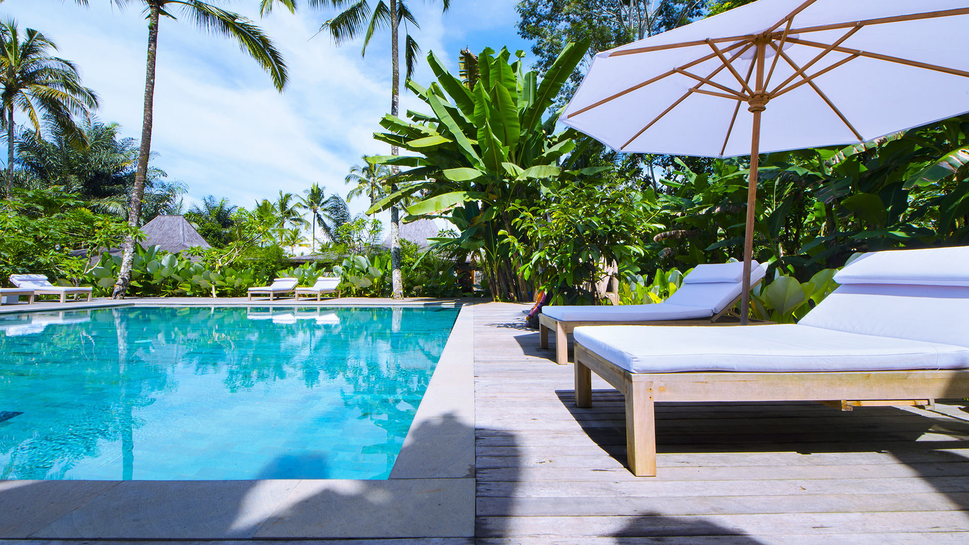 Villa Villa Nag Shampa, Location à Bali
