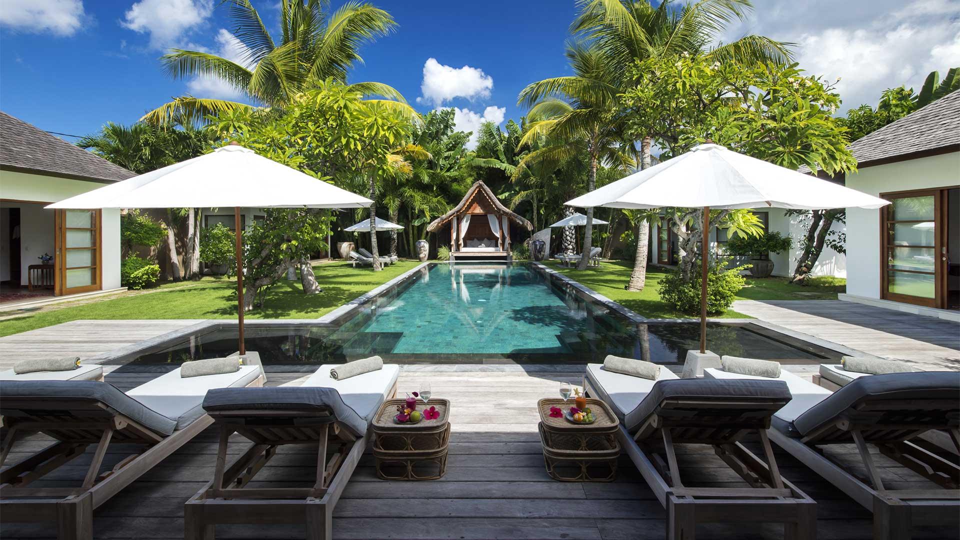 Villa Villa Tiga Puluh, Location à Bali