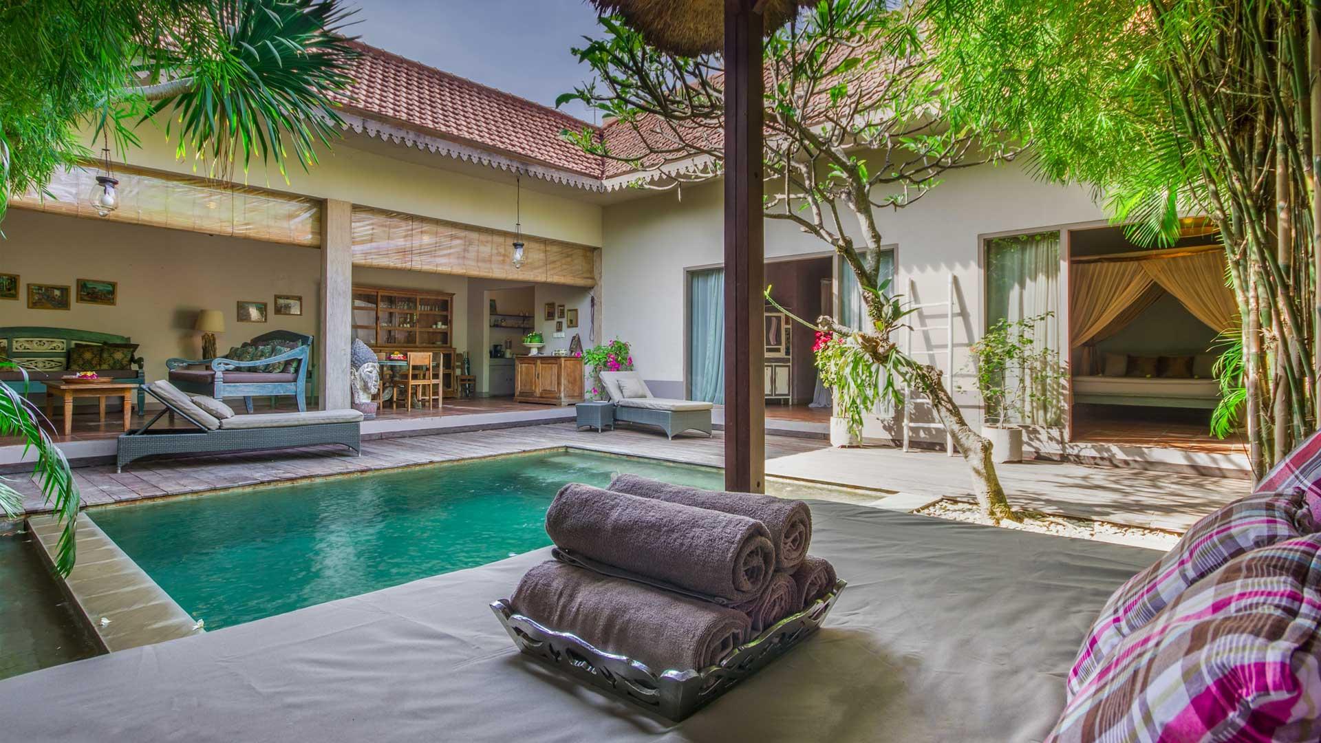 Villa Villa Zenitude, Rental in Bali