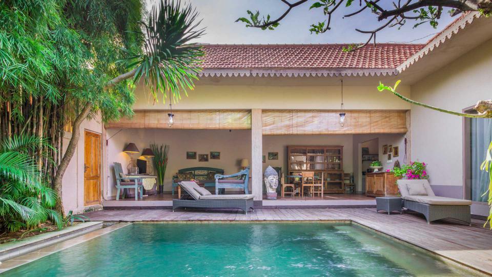Villa Villa Zenitude, Location à Bali