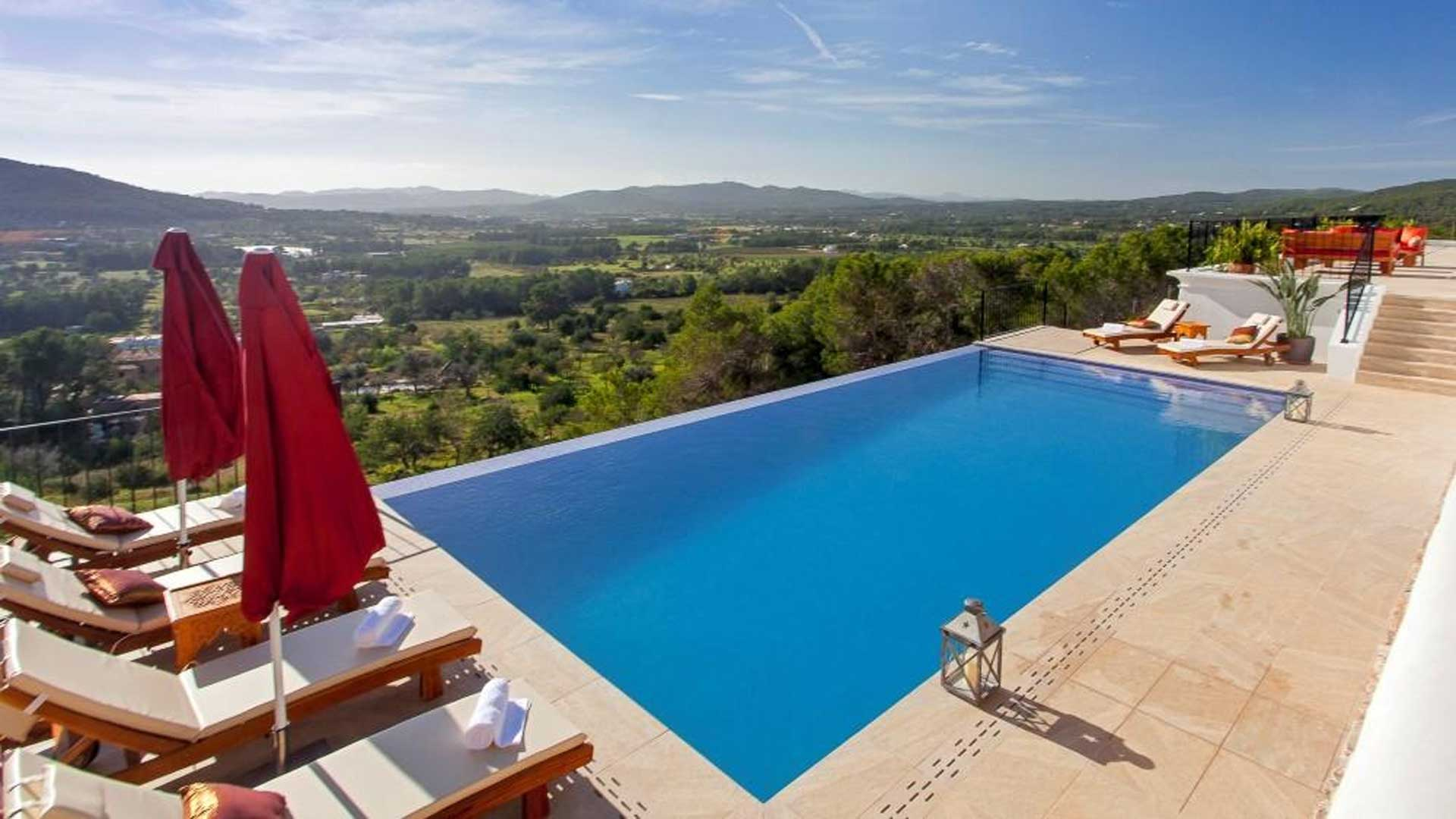 Villa Morna Valley, Location à Ibiza
