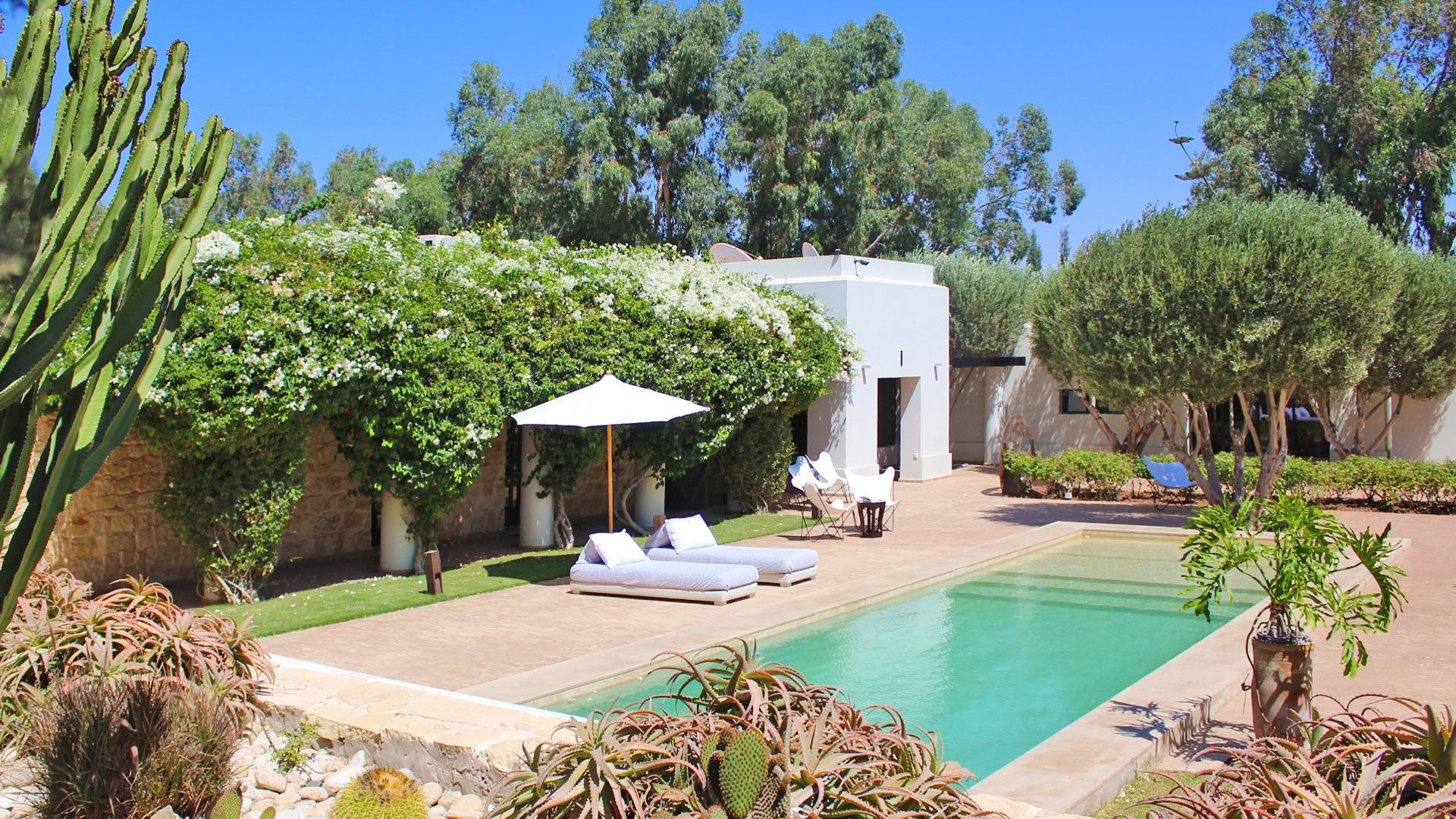 Villa Dar Douja, Ferienvilla Mieten Essaouira