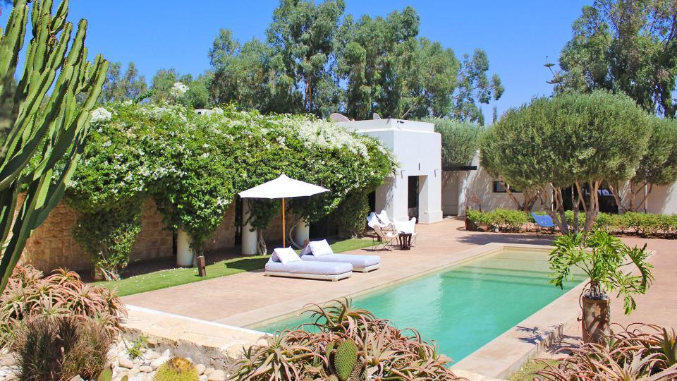 Villa Dar Douja, Location à Essaouira
