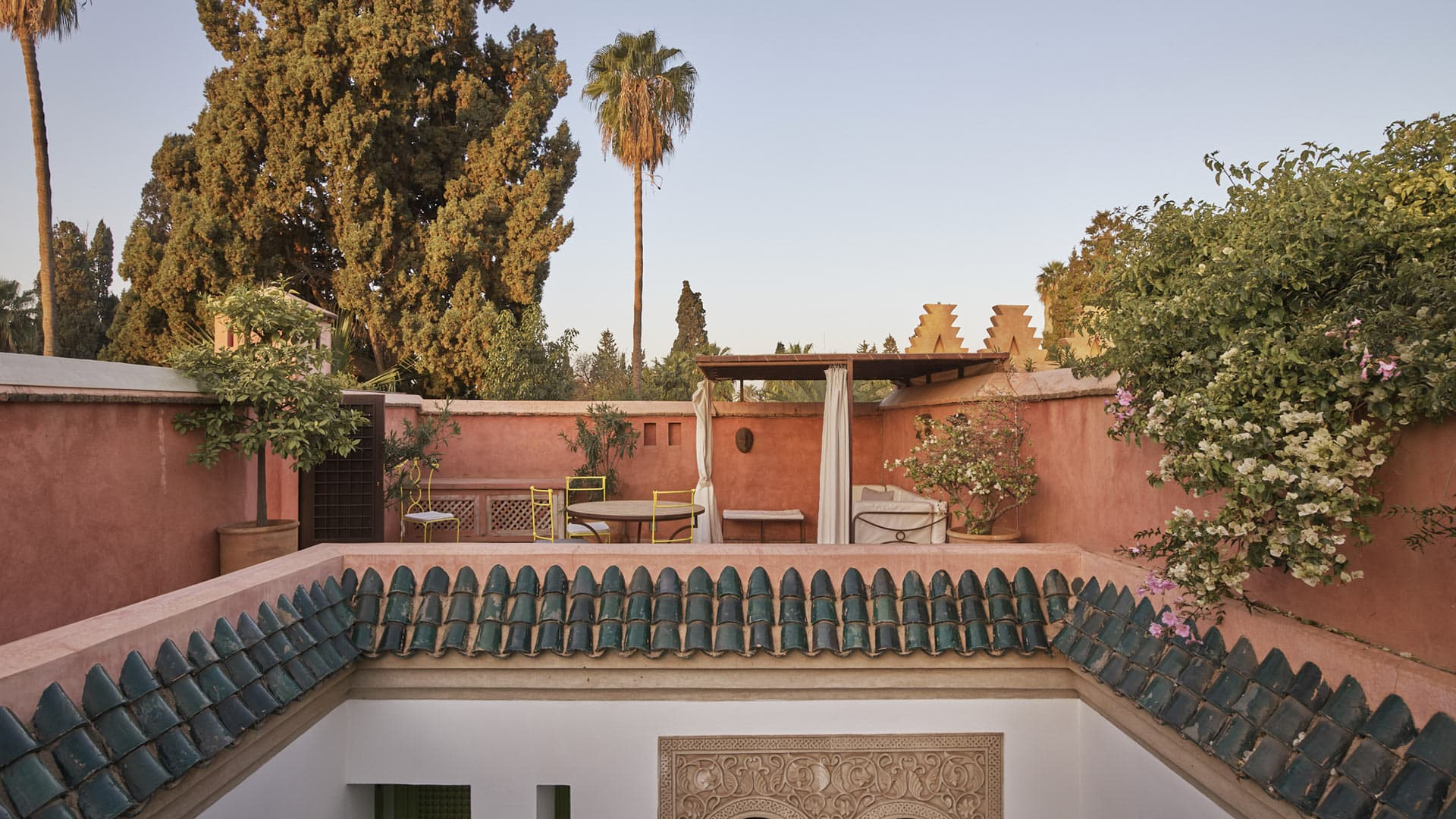 Villa Riad Stanley, Rental in Marrakech