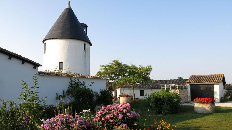Villa Le Moulin du Sénéchal, Location à Île de Ré