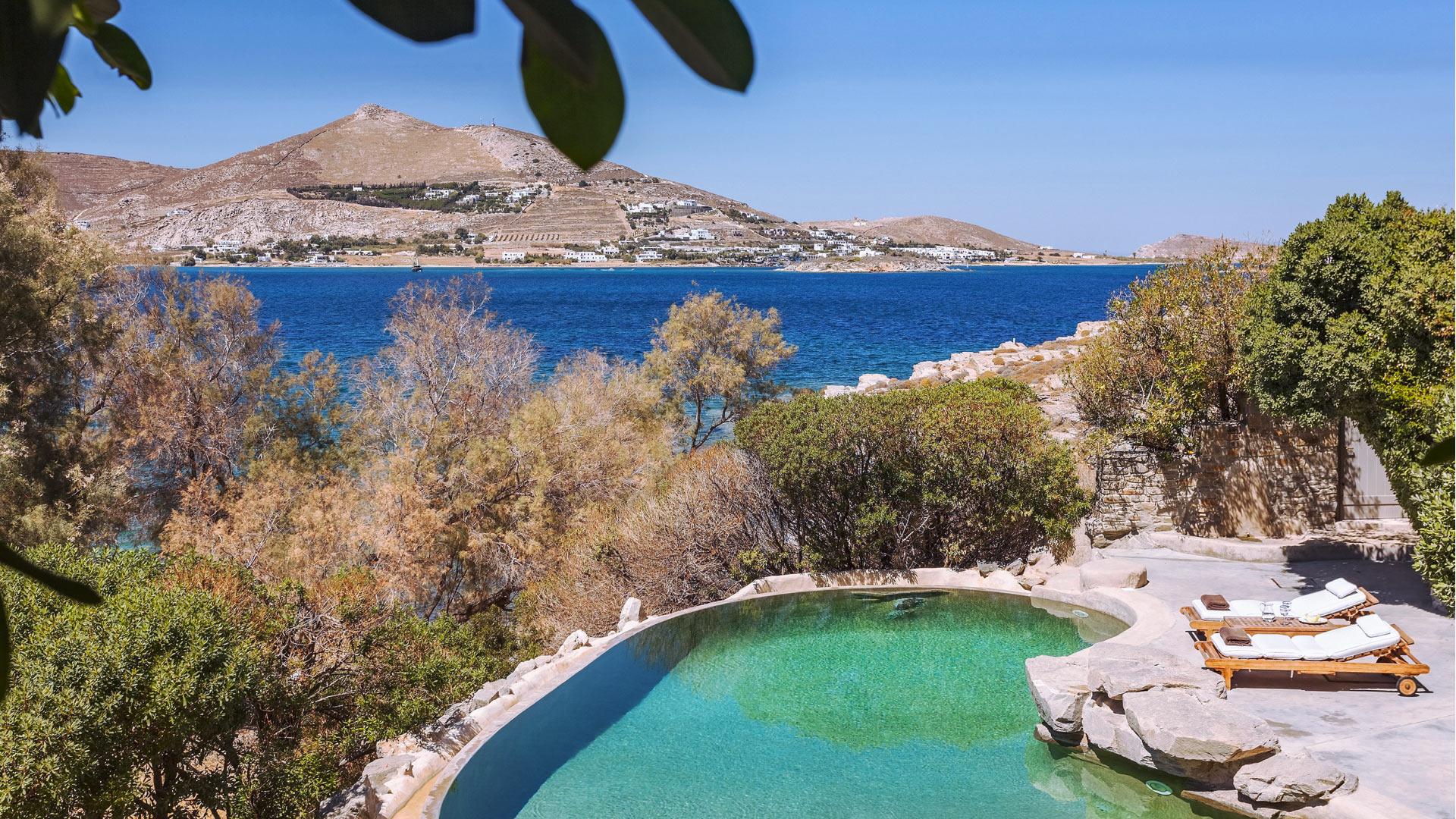 Villa Villa Kaleb, Location à Cyclades - Autres îles