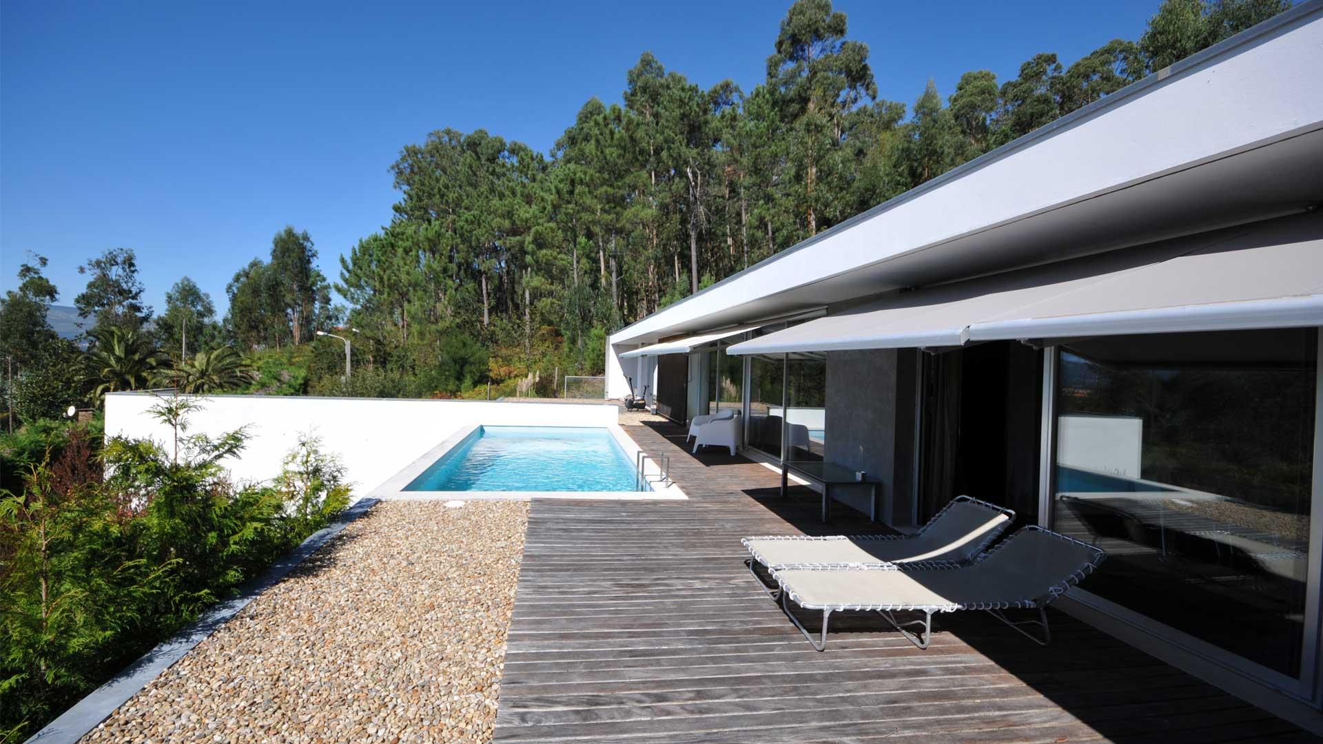 Villa Villa Rio Azul, Rental in Porto and North
