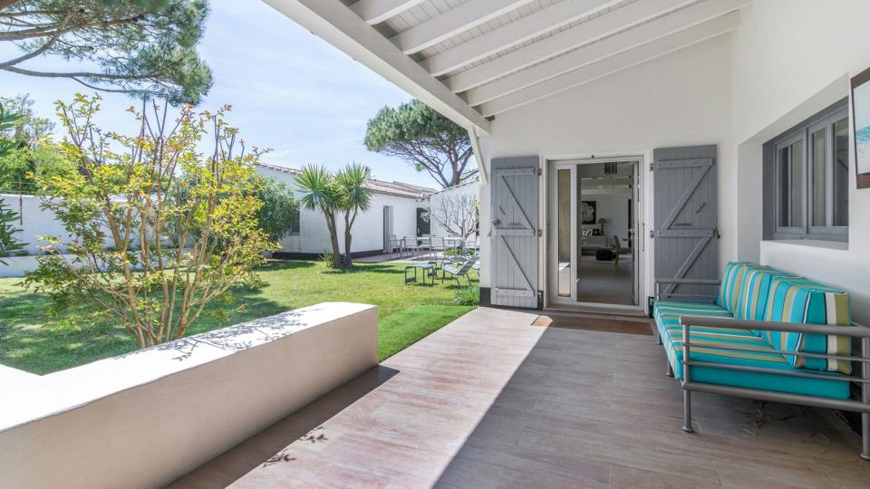 Villa Villa Bluebird, Rental in Île de Ré