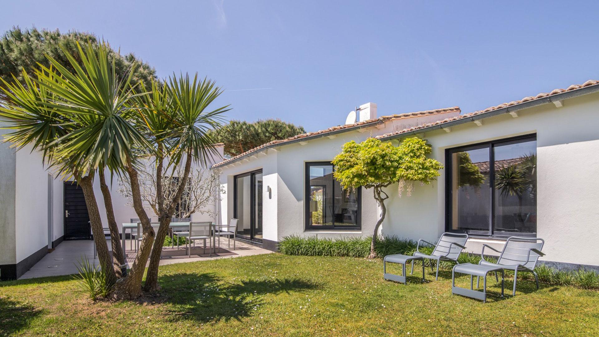 Villa Villa Bluebird, Location à Île de Ré