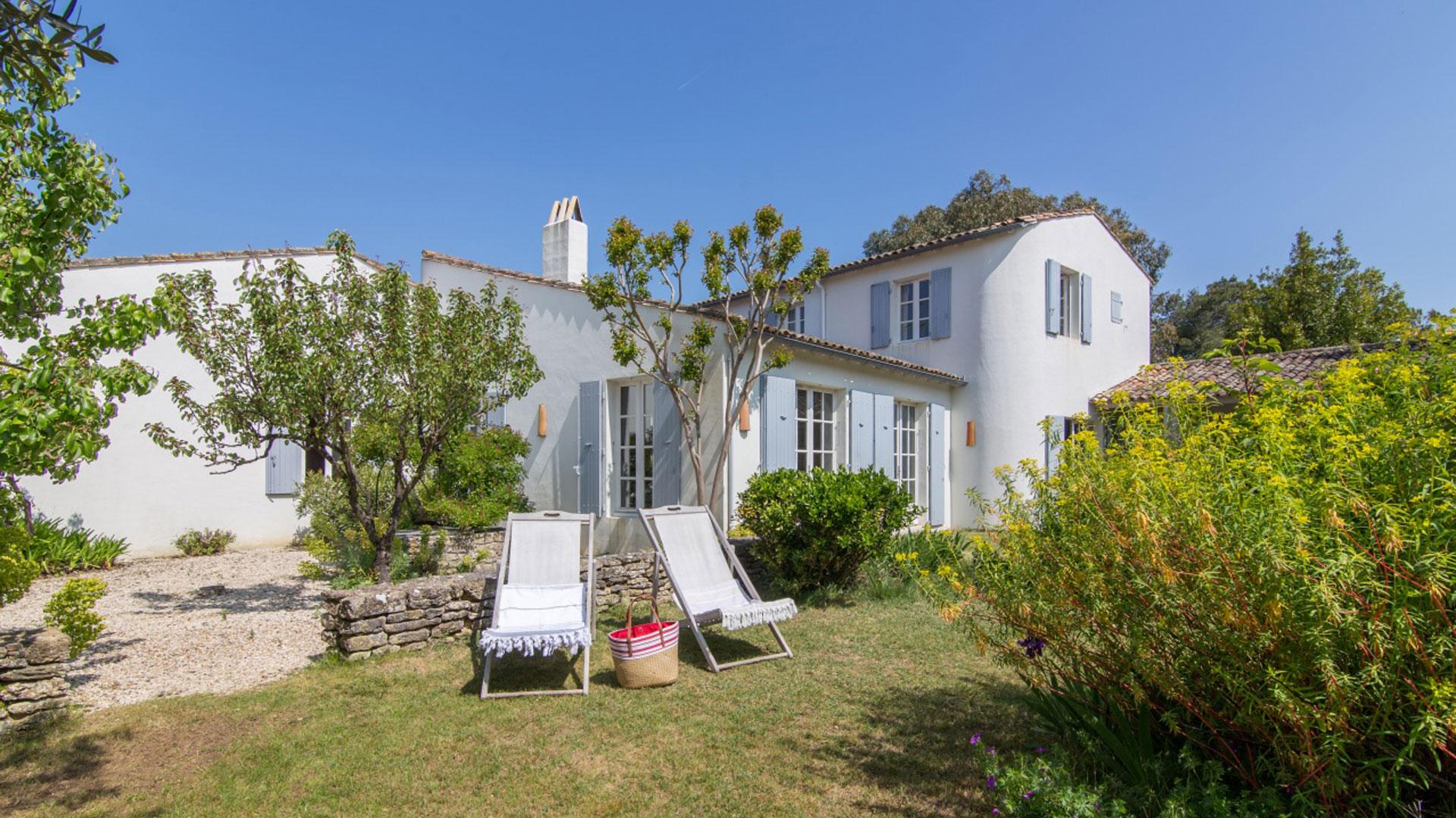 Villa Villa Cilène, Rental in Île de Ré