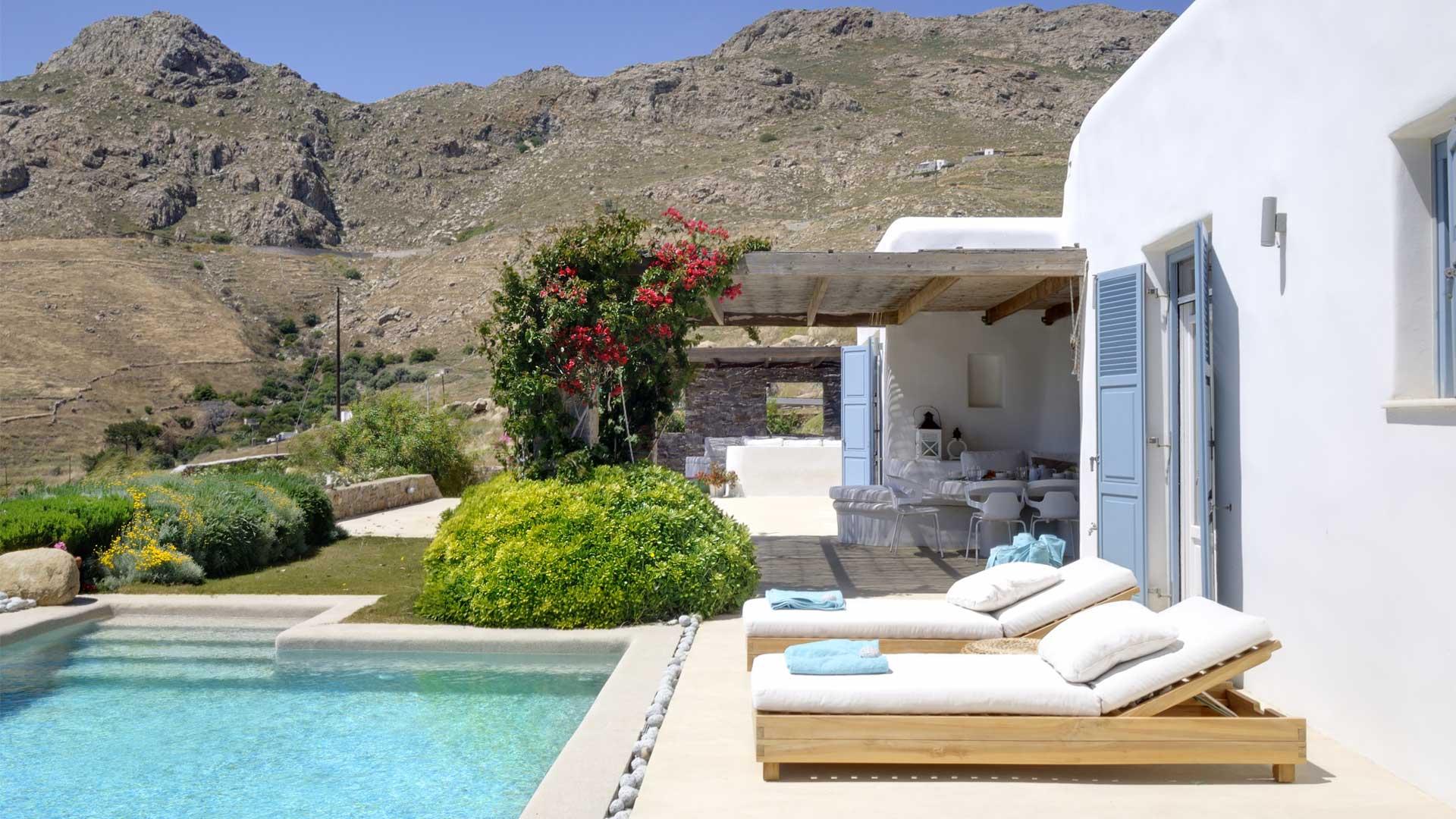 Villa Villa Rayana, Alquiler en Cícladas - Otra islas