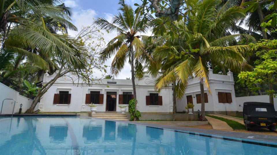 Villa Villa Samu, Location à Galle